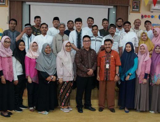 ICANDO memberikan pelatihan pembelajaran daring secara efektif kepada guru-guru pada rapat HIMPAUDI di Kantor Wilayah Perpustakaan DKI Jakarta