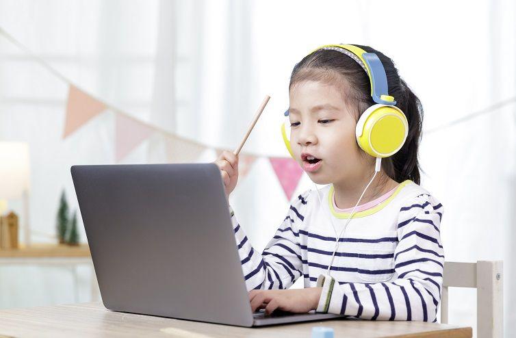 online learning anak efektif